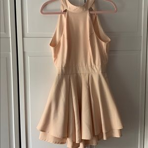 Womens size M skater dress by Lulus